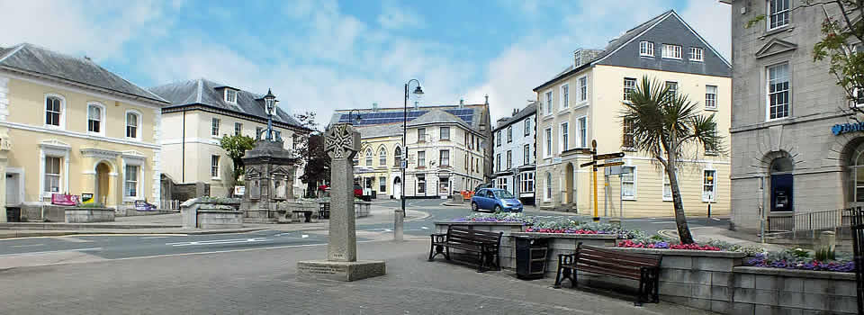 The Parade, Liskeard
